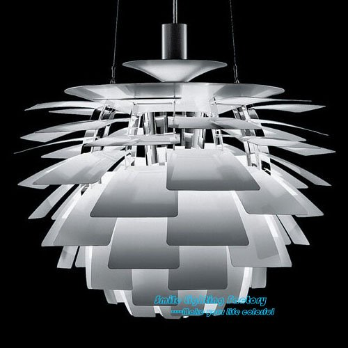 lighting fixture louis poulsen ph artichoke pendant lamp white denmark modern suspension pendant. Black Bedroom Furniture Sets. Home Design Ideas