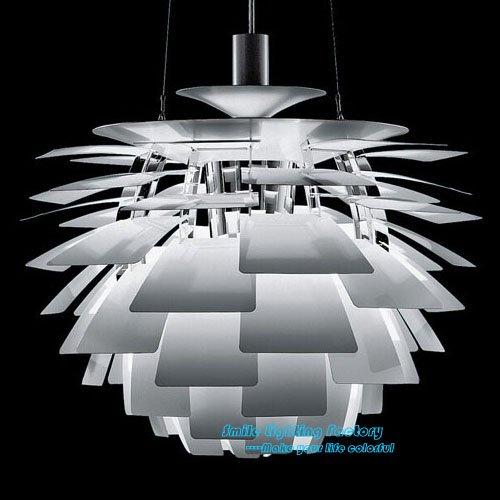 Lighting Fixture Louis Poulsen PH Artichoke Pendant Lamp ...