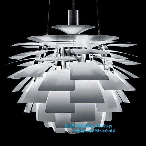 Lighting Fixture Louis Poulsen PH Artichoke Pendant Lamp White Denmark Modern Suspension  Pendant Lights Repllica