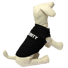 Puppy Printed Pet Dog Clothes