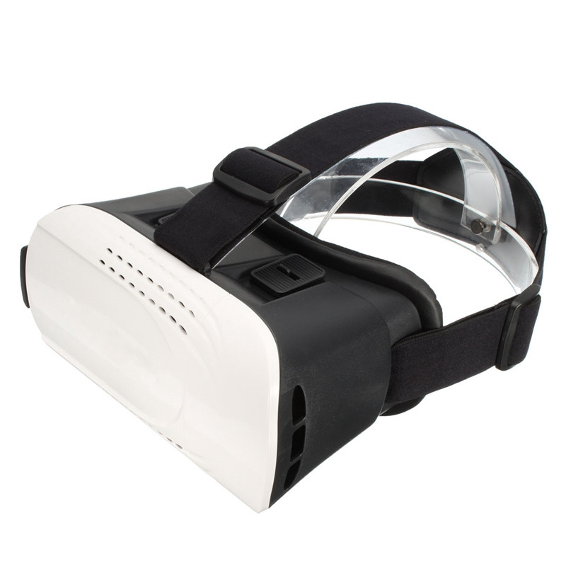 Fashion VR BOX <font><b>Virtual</b></font> <font><b>Reality</b></font> <font><b>Enhanced</b></font> <font><b>Version</b></font> Headset 3D <font><b>Video</b></font> Game <font><b>Glasses</b></font> <font><b>For</b></font> Smart Phone VR Google Cardboard <font><b>Glasses</b></font>