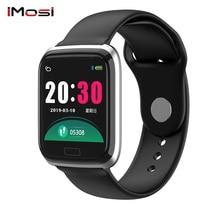 купить Imosi CY05 Smart Watch Waterproof Fitness Heart Rate Blood Health Monitoring Pressure Health Step Remote Watch по цене 803.72 рублей