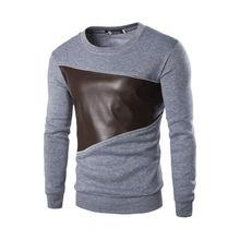 New 2016 mens hoodies palace sudaderas hombre casual hoodies sweatshirts fitness coat jacket Men s Clothing