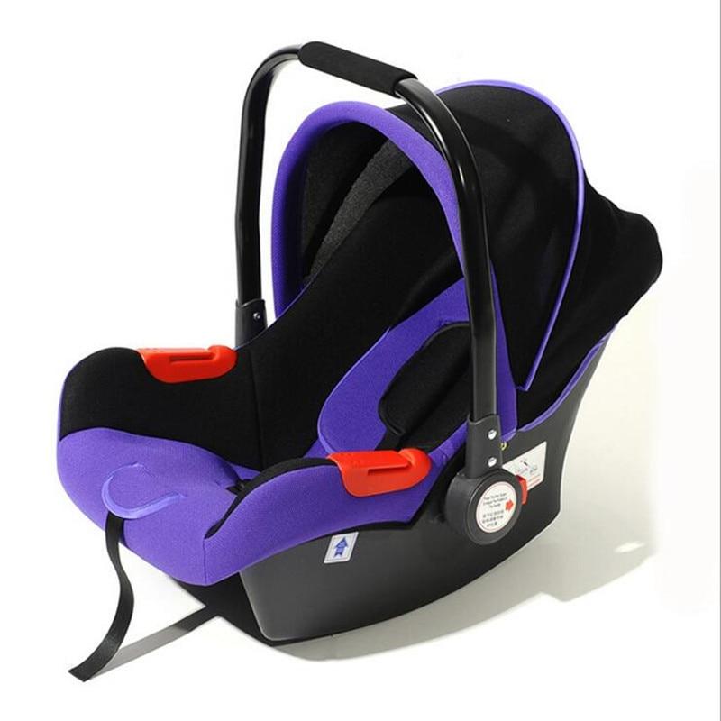 2017 Venta caliente Newbore Basket-Style Asientos para automóviles - Seguridad para bebés - foto 3