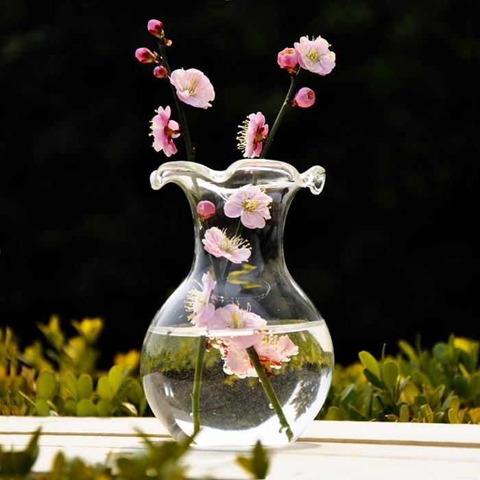 achetez en gros vintage vase en verre en ligne des grossistes vintage vase en verre chinois. Black Bedroom Furniture Sets. Home Design Ideas
