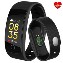 Smart Watch Men Women Waterproof Sports Wristband Heart Rate Fitness Tracker Pedometer Running Touch Smart Watch for IOS Android(China)