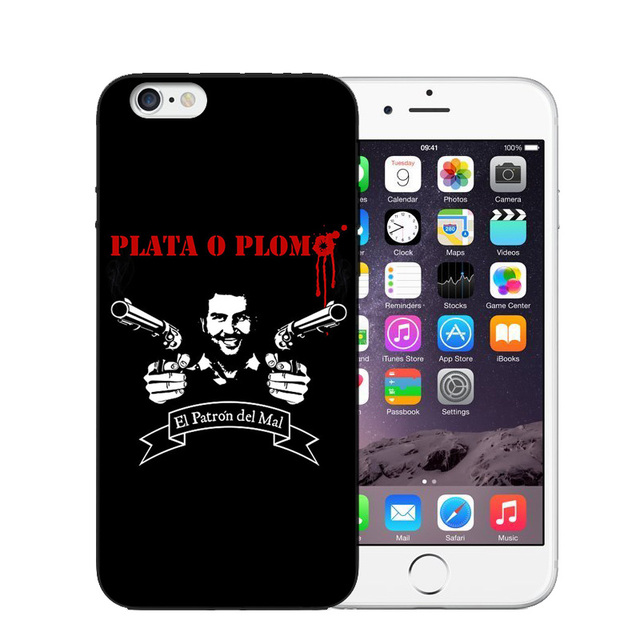 coque iphone 7 pablo escobar