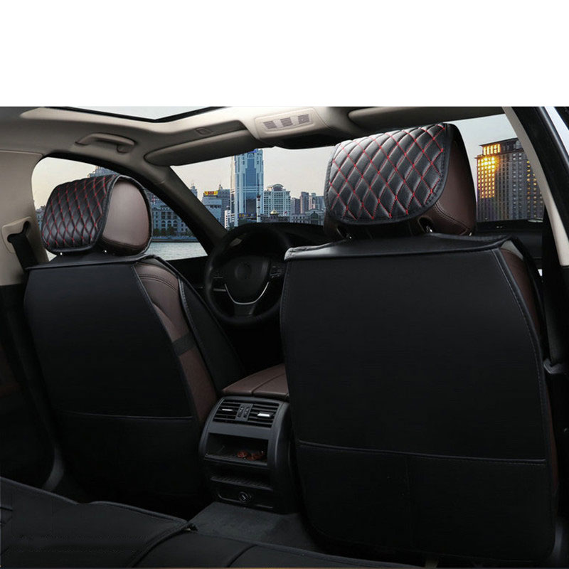 leather auto universal car seat cover cushion for chevrolet xl niva 4x4 epica lacetti lanos malibu optra orlando Caprice tracker