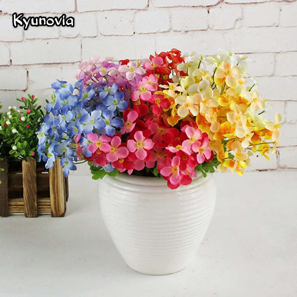 Plastic Flower Decoration 71