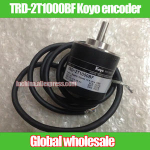 Encoder Incremental Koyo NEW TRD-2T1000BF 1pcs Photoelectric 1000-Lines