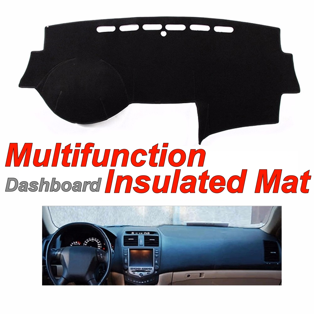 Useful Dashboard Mat Original Factory Shape Pad Protection Cover Carpet Dashmat Special Model For Honda Inspire 4 2002~2007 Floor Mats