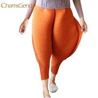 2017 New Hot Sale Fried Women S Chicken Pants Japanese Carrot Pants Orange Fashion Leisure Loose