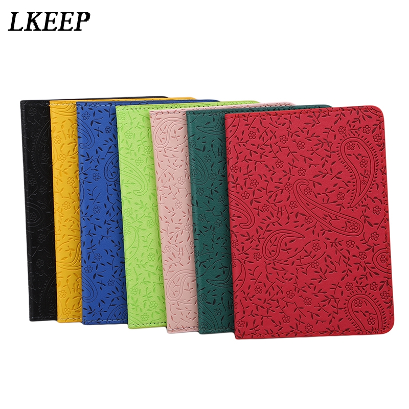 New Cover Travel Passport Cover Card Case Women Men Travel Credit Card Holder Travel ID&Document Passport Holder dedicated nice travel passport case id card cover holder protector organizer super quality card holder