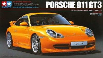 Tamiya модель 1/24 шкала # 24229 911 GT3 пластиковая модель комплект