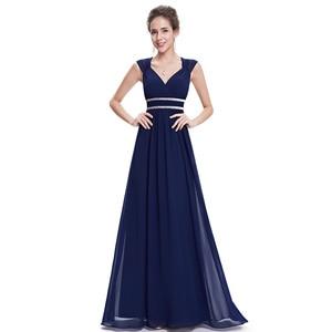 Image 3 - Goedkope Plus Size Prom Dresses Lange 2020 Elegante V hals Bourgondië A lijn Robe De Soiree Sexy Lange Party Formele Jurk Voor bruiloft
