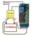 Dc 12 v Carregador Automático de Bateria Protecção Bordo Display LED de Carregamento do Controlador digital para carro