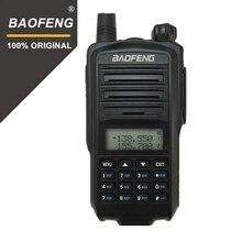 100% Originale BaoFeng UV 7R Walkie Talkie Dual Band UHF/VHF Portatile Bidirezionale Ricevitore Radio Della Polizia Palmare HF Ham transciver