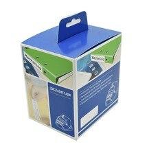 Seracase Compatible pour Brother Dk 22205 DK22205DK 2205 DK205CompatibleLabels Frère Étiquettes Étiquettes de Papier Continu DK2220