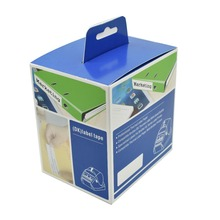 Seracase için uyumlu kardeş Dk 22205 DK22205DK 2205 DK205CompatibleLabels kardeş etiketleri sürekli kağıt etiketler DK2220