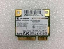 AzureWave AW-NB041H RT3090BC4 Metade Mini PCI-e WLAN Sem Fio 300Mbps + Bluetooth3.0 Placa Wireless