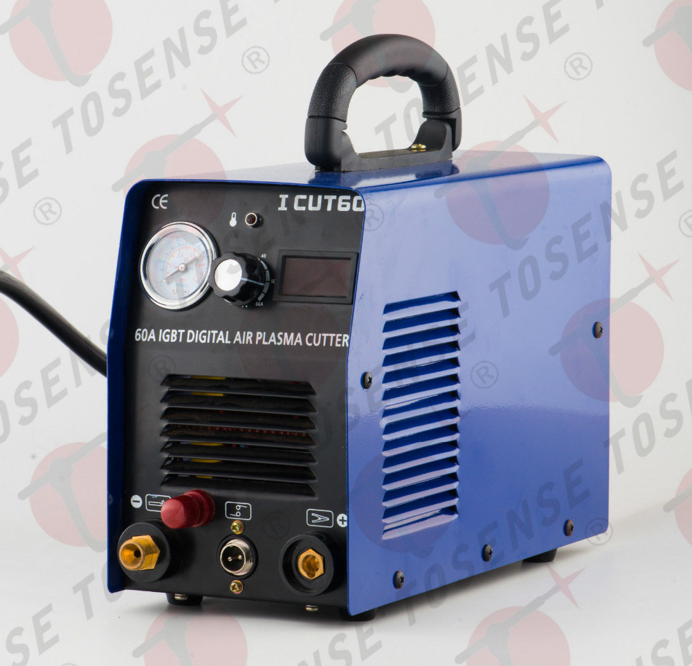 New Factory Direct Sale Plasma Cutting Machine ICUT60P 220V Single 60A IGBT With WSD60P Consumables Fit Cutting Torch Free Post  цены