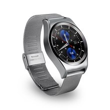 696 Relógio Inteligente Sincronização do Relógio X10 Notifier Suporte Conectividade Bluetooth 4.0 para iphone iOS Android Telefone Smartwatch