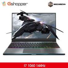 MECHREVO Z2 I7 1060 144 DDR4 2666Mzh 15,6 Intel 8th Ноутбук игровой ноутбук Windows 10 Тетрадь i7-8750h 1 ТБ механическая клавиатура
