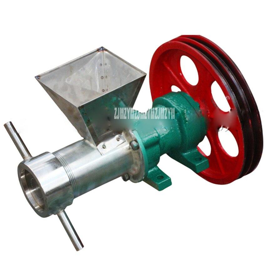220V/50 Hz Commercial spicy machine / Sugar crisp fruit machine crisp dumplings flour four functions 25kg / h Speed 480r / min
