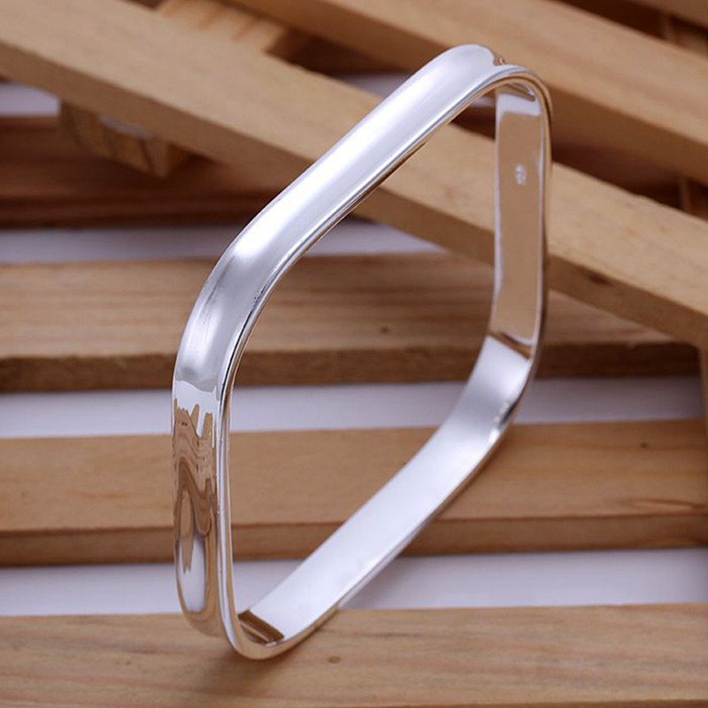 smooth product bangles by silver bangle bracelet ali bali original square alibalijewellery jewellery