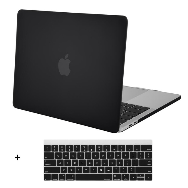 for Macbook pro 15 touch bar A1707 Protective Hard Shell case for Macbook Pro 13 Touch Bar Touch ID New 2016 Oct A1706 A1708