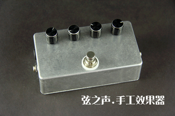 DIY MOD Fulltone 70 FUZZ Pedal Electric Guitar Stomp Box Effects Amplifier AMP Acoustic Bass Accessories Effectors