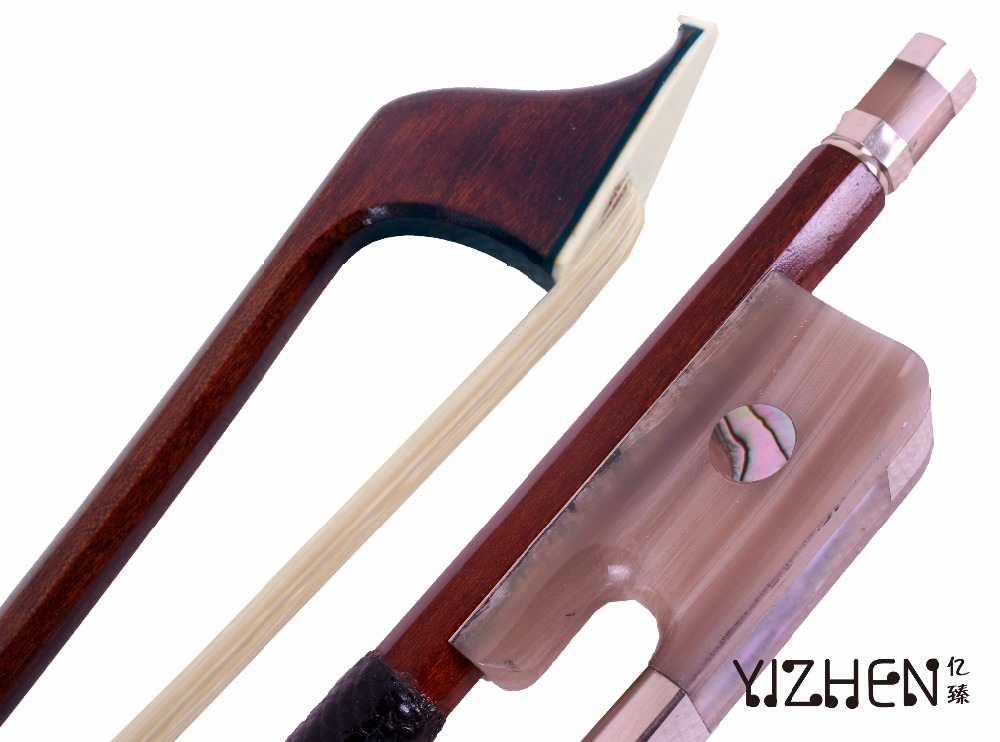 1 pcs Cello Bow BrazilWood Ox Horn fr og High Quality 4/4 New