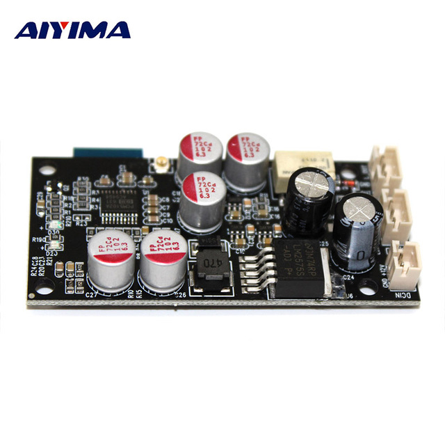 AIYIMA Bluetooth Decoder Board DAC Bluetooth 5.0 Audio Receiver PCM5102A Decoding AUX Support 16Bit For Amplifier Preamp AMP DIY