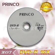 5 дисков менее 0.3% дефект скорость 4,7 ГБ Princo пустой Печатный DVD-R диск