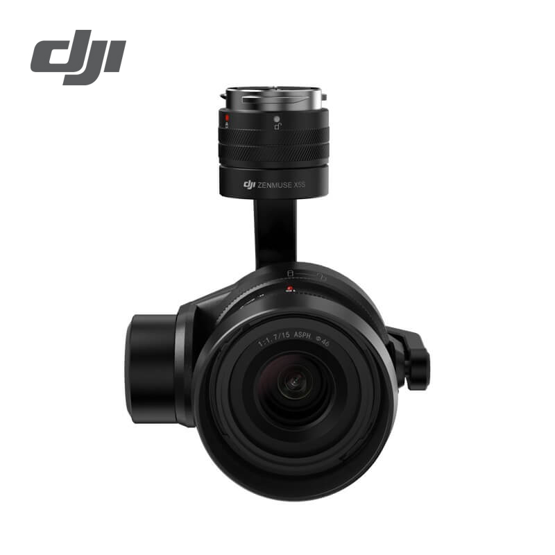 DJI Zenmuse X5S Camera for Inspire 2 Drone 5.2K Video Support for High-end Professional Filmmaking