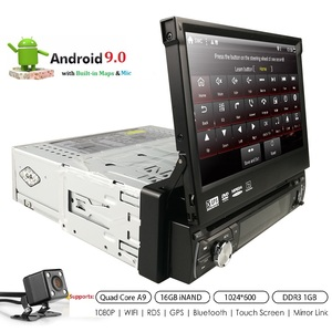 Android 9 1 din Car dvd Player