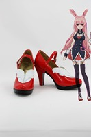 Mondaiji Kuro Usagi Black Rabbit Bunny Girl Problem Children are Coming from Another World boots shoes