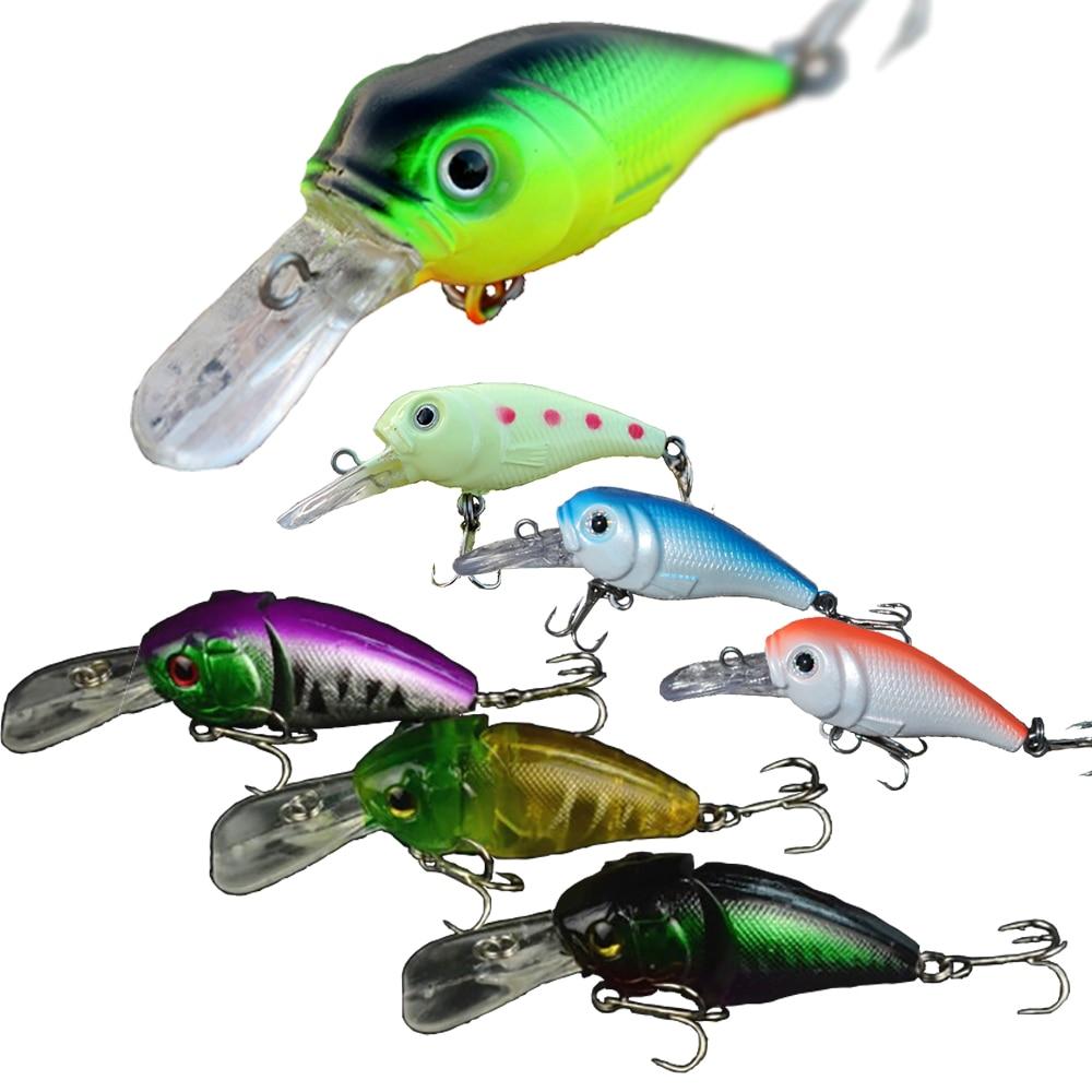 Wholesale price fishing lures minnow crank bait crankbait for Fishing tackle wholesale