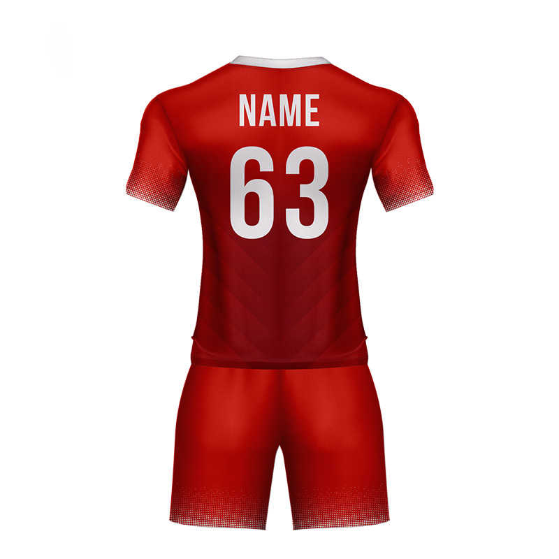 fabe0612b ... Personalized football shirt maker boys  women sports uniform soccer  jersey custom any logo