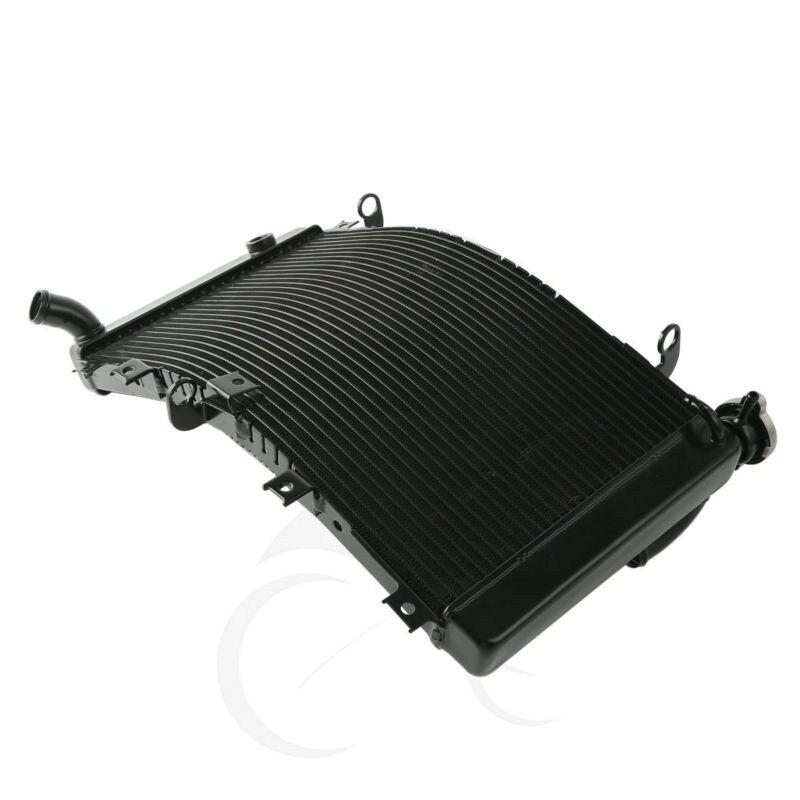 En aluminium Radiateur Refroidisseur De Refroidissement Pour Suzuki GSX1300R Pour HAYABUSA GSXR 1300 1999-2007 Moto Accessoires