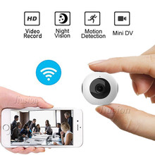 C8 Mini Camera Wifi Kamera DVR Video CCTV Small Camcorder Espia Night Vision Sensor Motion IP Cam Secret Body Micro Cam(China)