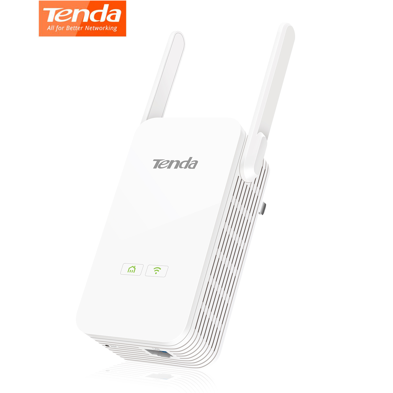 Tenda PA3 1000 Mbps Powerline adaptateur Ethernet adaptateur réseau PLC sans fil WIFI Extender, IPTV, Homeplug AV, Plug and Play