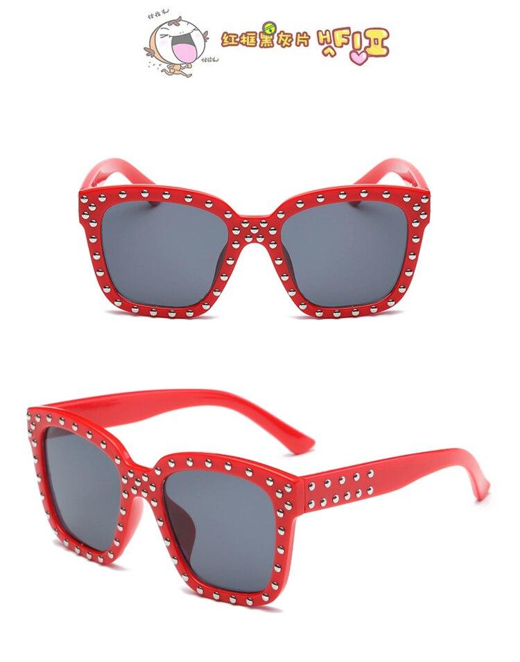 Diamond  Kids Sunglasses Children Sun Glasses Baby Eyeglasses Boys Girls UV400 Outdoor Decoration (13)
