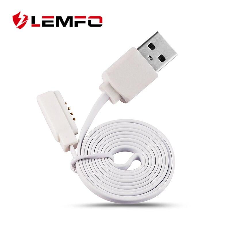 LEMFO Charger Smart-Watch-Accessories LEM1 LEM7 LEM9 LF16 LEM6 LF17 LF07 GW01 KW18 LEM5