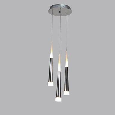 led luces colgantes colgante de acrlico moderna lmpara de techo colgante de comedor sala de estar lustres de teto e pendente d