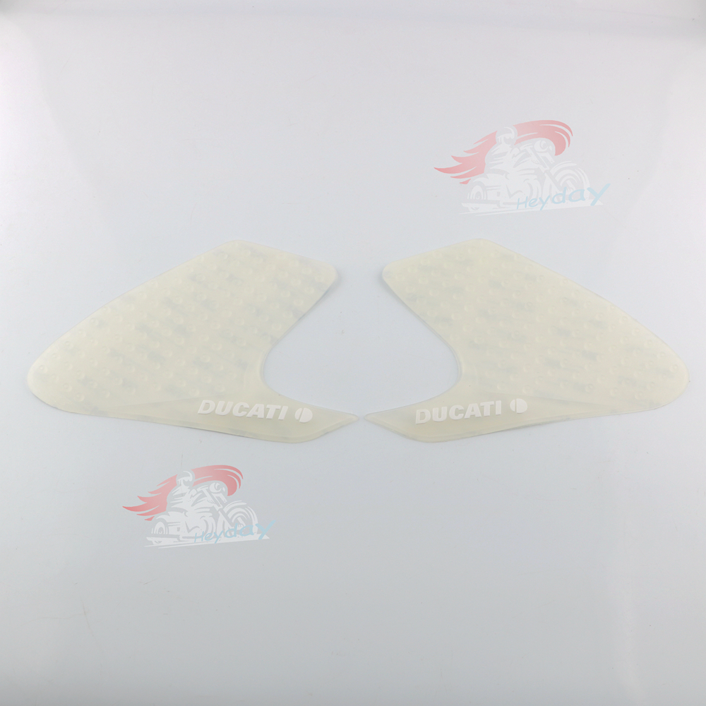 For DUCATI 696 796 <font><b>1100</b></font> (2010-2016) Protection Sticker Gas Knee Grip Tank Traction Pad Side <font><b>3M</b></font> image