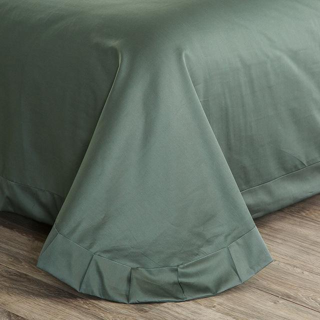 Egyptian Luxury Bedding Set 4/6Pcs King Queen