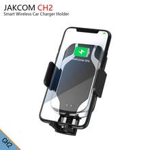 JAKCOM CH2 Smart Wireless Car Charger Holder Hot sale in Chargers as battery charger dodocool howerdboard(China)