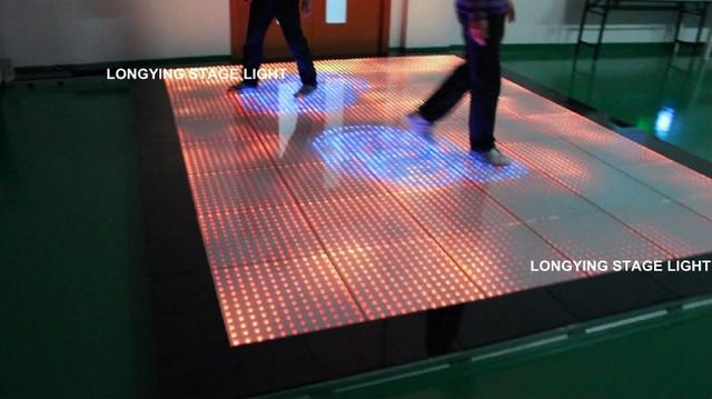 RGB LED Dance Floor 12X12 Pixel