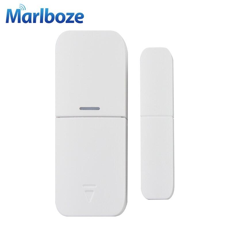 Marlboze Z Wave 868mhz Wireless Door Window Sensor EU Version Smart Home Security Alarm Z Wave